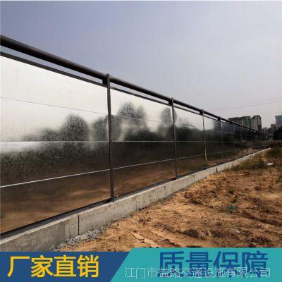 工字钢围挡 新款金属钢板围挡 高端大气稳固结实 广州道路施工围蔽围挡