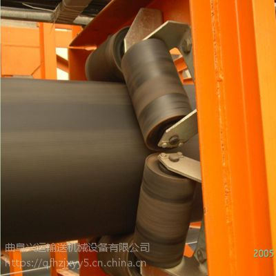 圆管带式输送机输送各种粉状物料 密封