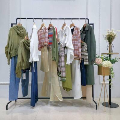 诺兰贝尔货源品牌女装网 在珠海哪里好卖服装尾货折扣品牌女装only的尾货服装