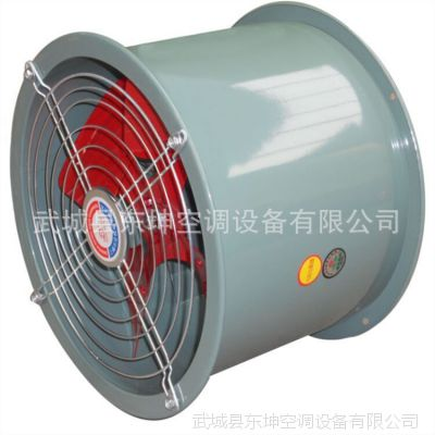 生产加工防爆轴流风机 BT35-11-4#型  专业制造低噪声防爆风机