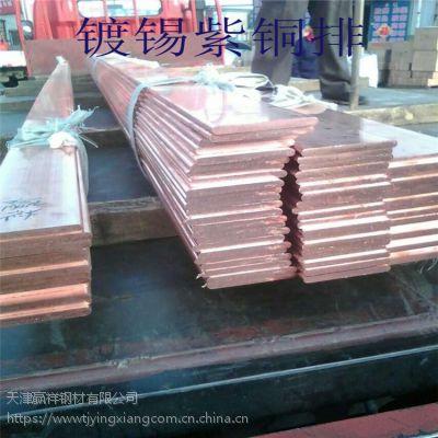 铜排加工 天津铜排 导电 镀锡 伸缩节铜排 铜排厂家 铜棒