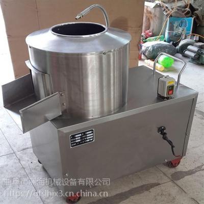 多功能土豆去皮机 厂家直销小型电动削皮打皮机