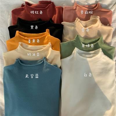 年底清货女装毛衣加绒时尚库存毛衣打底衫处理女装毛衣清货5元以下