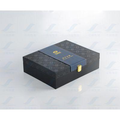 厂家直销 专业定做皮质礼盒 现货交房工具皮盒 定制各种PU皮盒