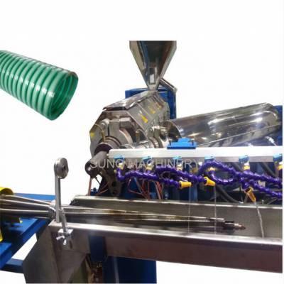 重庆塑料管材设备-青岛塑诺机械-pvc塑料管材生产设备