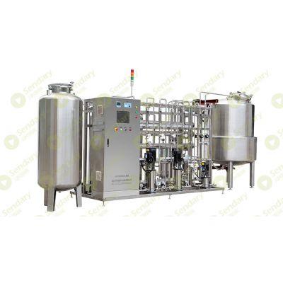 制药行业纯化水设备 支持定制 运行费用低 科瑞原厂供应
