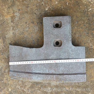 江阴豪盛JS1000型搅拌机高耐磨 叶片衬板搅拌臂供应商