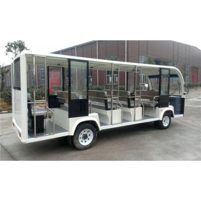 五菱电动观光车-电动观光车-知豆旅游观光车(查看)