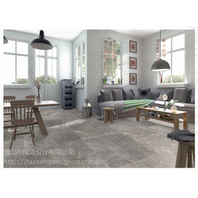 高密度板-PVC地板-建材饰面-玻璃饰面-高清设计-柏斯高灰大理石纹理TSF-M86031