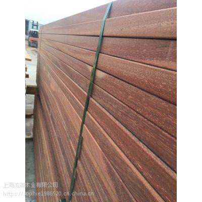 红铁木 流美木业 高密度户外防腐木硬木