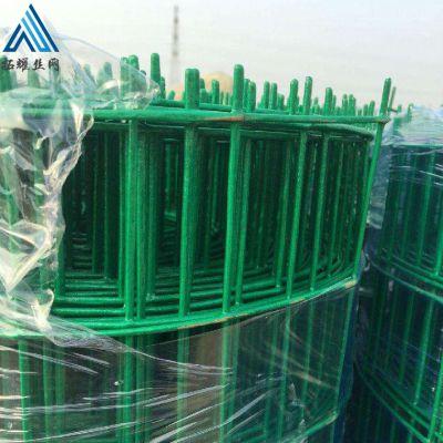 养殖围栏防护栏 涂塑焊接围网