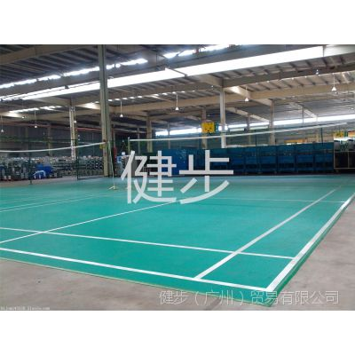 广州pvc卷材运动地板悬浮地板,健步治理方案