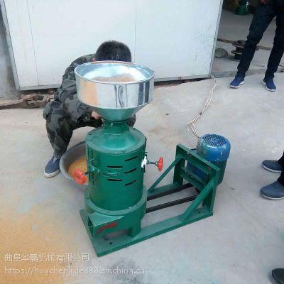 家用小型碾米机 高粱脱皮机 330型碾米机