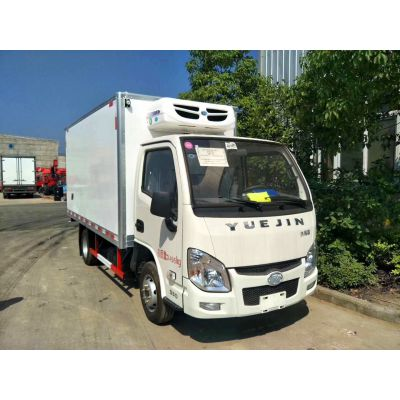 跃进小福星3米冷藏车 小型冷藏车价格 湖北冷藏车生产厂家
