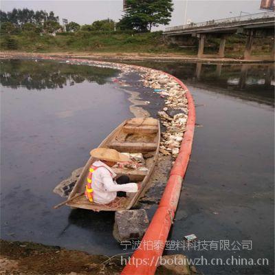 FT200*1000拦污浮筒 河道拦索浮筒厂家