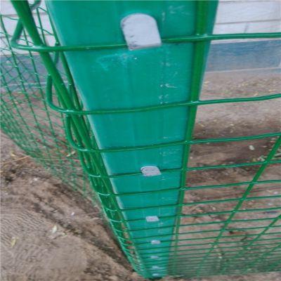 荷兰网 养动物防护网 波浪形铁丝网