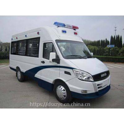 依维柯国六防弹囚车2.0L