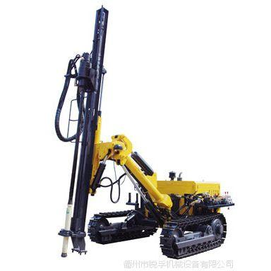 开山原厂钻KY125型露天潜孔钻车开山牌凿岩钻车批发