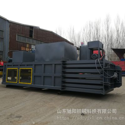 供应驰阳牌CYWS-200型双水冷冷凝器液压式卧式打包机