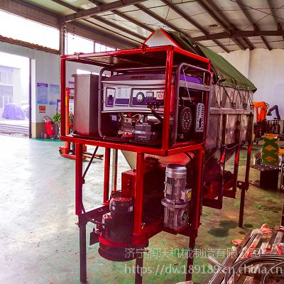 融雪剂撒布机---路面养护机械制造--出口国外--可按要求订做