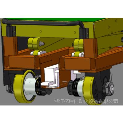 供应AGV小车配件,进口舵轮意大利CFR舵轮,无人搬运车驱动