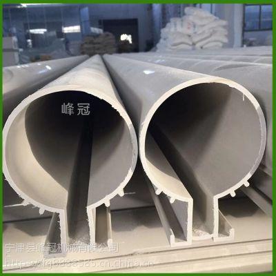 厂家直销加工定制猪用导尿管清粪PVC导猪小便管注塑机道聚丙烯塑料倒粪管