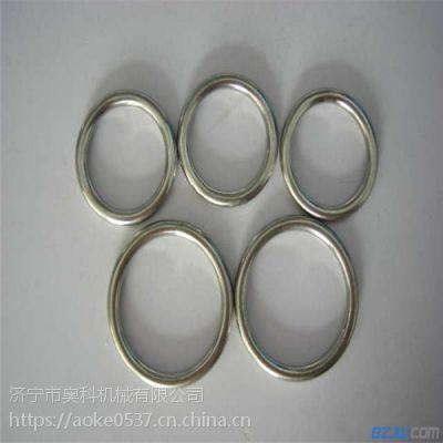 O型环 优质碳钢焊接圆圈 不锈钢焊接圆圈