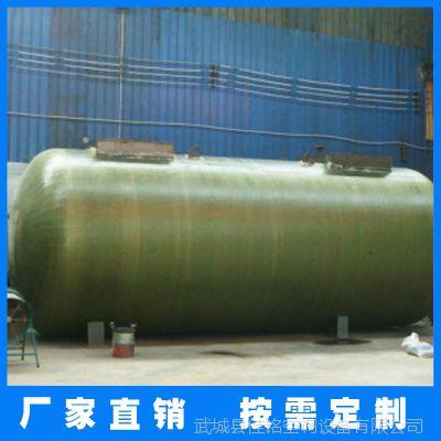 定制不锈钢石油SF双层油罐 防爆型加厚石油双层油罐 厂家直销