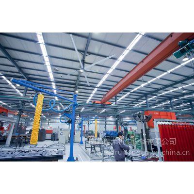 大型厂房降温方案选择南昌瑞荣瑞泰风工业大风扇