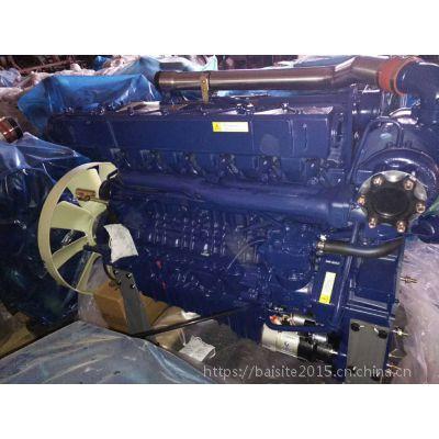 潍柴WP7.270E31发动机 199KW车用WP7系列国三柴油机