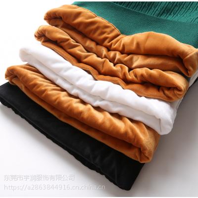 2.5元打底衫批发库存尾货称斤服装批发广州的尾货市场清货女式毛衣