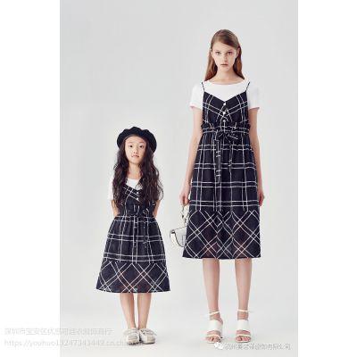杭州十大女装品牌蔓诺蒂19年夏装品牌折扣店一手货源开店拿货去哪里