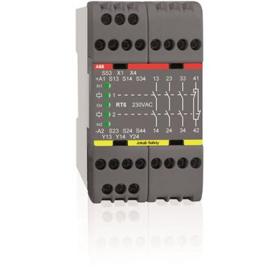 瑞典原装ABB通用安全模块产品RT6-230A特价