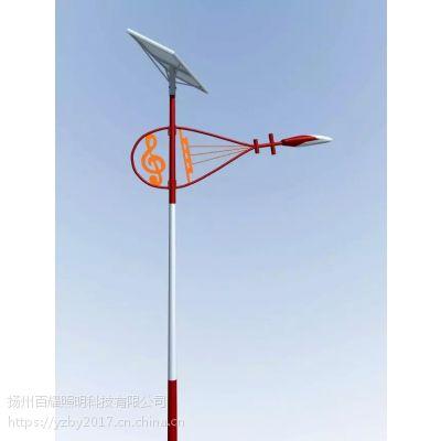 自贡6米30W路灯价格-四川藏族特色路灯彝族羌族特色路灯