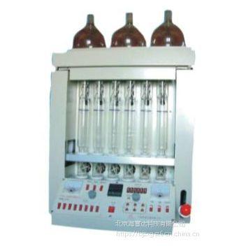 中西 粗纤维测定仪 型号:MZ3-CXC-06库号:M361191