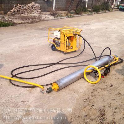柴油单回路液压动力站双回路移动液压站史丹利HP28送进口油滤厂家