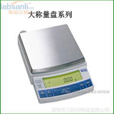 UX4200S电子天平 岛津4200g/0.1g大盘面电子托盘天平