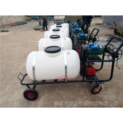 高压农药喷雾器 40柱塞泵喷雾器