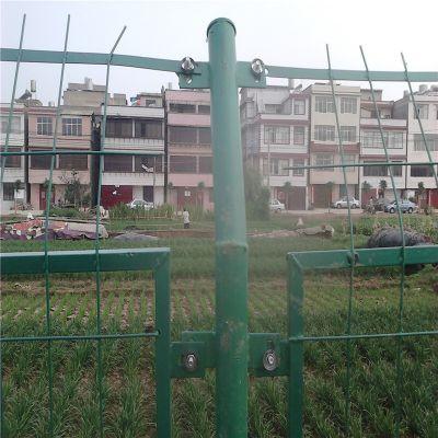 高速公路护栏网 水库围栏网 金属防护栅栏