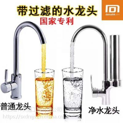 大迈净化水龙头DM-T5 厨房龙头净水器 美观不占地实用