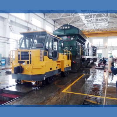 铁路机车敞车调车牵引车5000吨公铁两用车用上东大智造