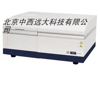 中西 荧光光度计(日立) 型号:BT01/F-4700库号:M342743