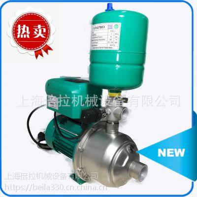 德国威乐卧式不锈钢多级离心泵MHI404生活热水加压供水循环泵
