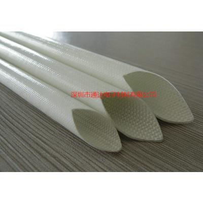 宁波供应照明工业玻璃纤维管/自熄管/矽套管耐电压1.5KV2.5KV4KV7KV纤维管