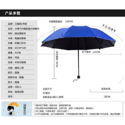 惠州升辉雨伞 广告伞 高尔夫伞 太阳伞 发光伞定制logo 批发