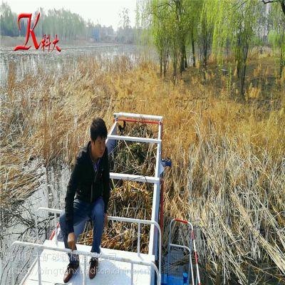 福建优质打捞水葫芦船 清理水浮萍机械设备