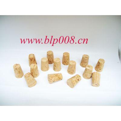 供应批發訂做天然軟木塞 工艺玻璃瓶酒瓶配套