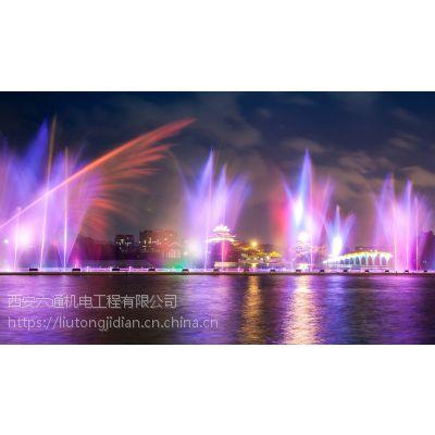 湖面音乐喷泉安装公司湖面音乐喷泉施工公司