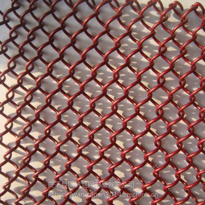国帆小孔勾花网,烤漆装饰网,不锈钢勾花网,装饰网帘