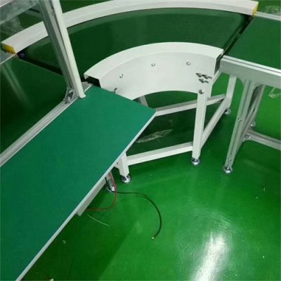 皮带输送机-大倾角散装物料皮带输送机-厂家(优质商家)